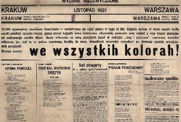 Od Jasińskiego do Ciechowskiego