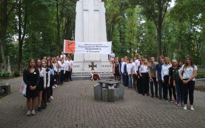 XVIII Międzynarodowy Marsz Żywej Pamięci Zesłańców Sybiru w Białymstoku